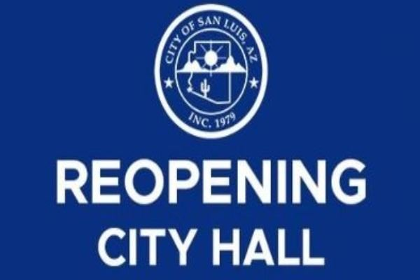 City Hall Reopening October 5